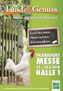 Plakat LandGenuss
