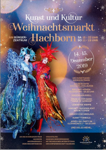17. Kunst-, Kultur- und Weihnachtsmarkt in Hachborn @ rund um den Kirchplatz und im Bürgerzentrum Hachborn