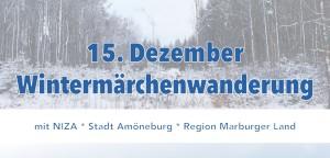 Wintermärchenwanderung @ Start: Bahnhof Kirchhain